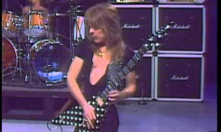 """Ozzy Osbourne – """"Mr. Crowley"""" Live 1981"""