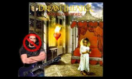 Dream Theater – Another Day (Guitar Backing Track)