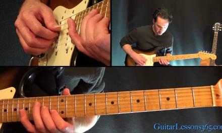 Jump Guitar Lesson – Van Halen – Chords