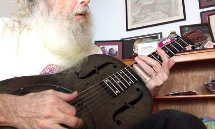 Jitterbug Swing Guitar Lesson Slide Guitar Blues In Open D Tuning.  Bukka White Standard!