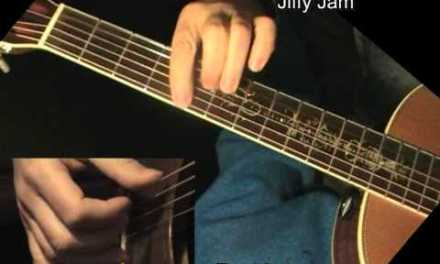 JIFFY JAM:  Fingerstyle Guitar Lesson + TAB by GuitarNick