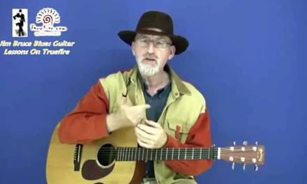 Acoustic Blues Guitar Lessons For Intermediate