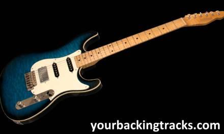 Slow Blues Backing Track in Eb / Jam Tracks & Blues Guitar BackTracks TCDG