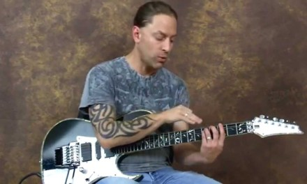 Guitar Lesson: Rock Your Strumming Technique By Doing This
