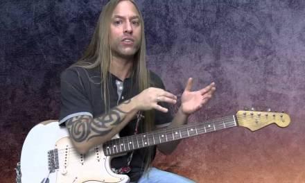 How To Play Straight Vs. Shuffle Blues Rhythms On Guitar | Steve Stine | Guitar Zoom