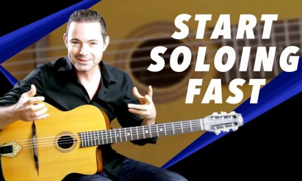 How To Start Soloing Fast – Gypsy Jazz Guitar Secrets