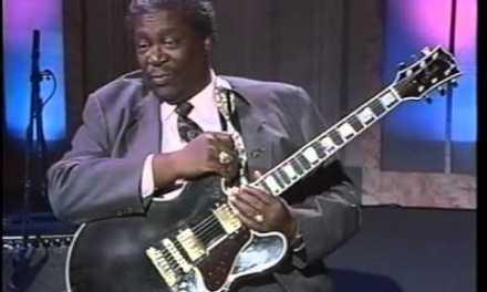 BB King – Guitar Lesson – Practicing & Dynamics