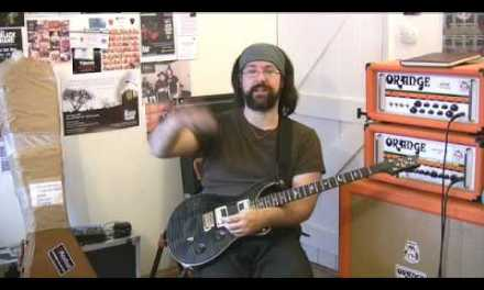 Beginners Guitar Lesson – Major Scale construct with Rob Chappers of Monkey Lord