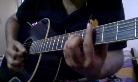 Aadat (Jal) Guitar Lesson | Confrontation With Barre Chords