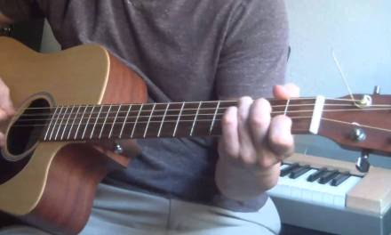 The White Stripes – We're Going To Be Friends Guitar Lesson (Chords,Picking, Chorus, Verse, Intro)