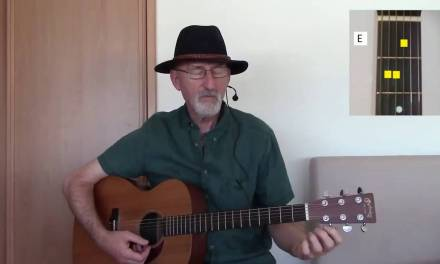 Acoustic Guitar Lessons More E Blues Tab Included
