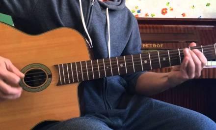 "[SPEED BLUES – TUTORIAL] Intro ""Woke up dreaming – Joe Bonamassa"" (Riff guitarra – ganar velocidad)"