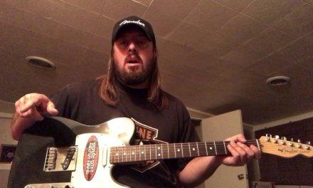 Major Scale Guitar Lesson