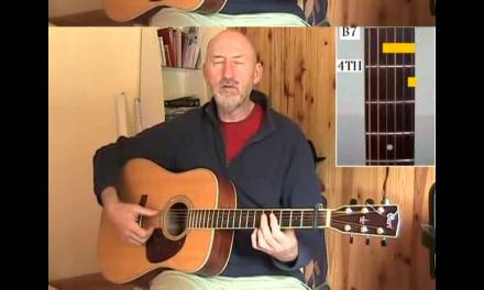 Acoustic Blues Guitar Lesson Preview – Hey Hey by Big Bill Broonzy
