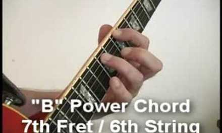 Iron Man Intro Riff and Chords – Basic Guitar Lesson