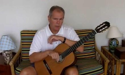 Blue Moon – Julie London version – Guitar Tutorial