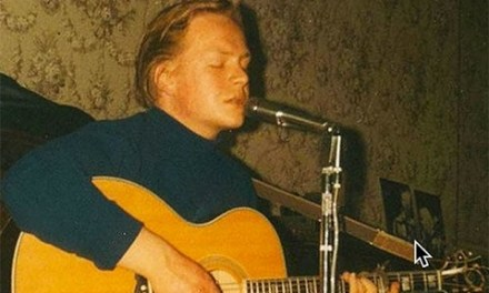 Blues Run The Game by Jackson C. Frank – Jim Bruce Cover