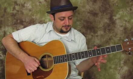 Acoustic Blues Guitar Lesson – Licks and Concepts for the Key of G