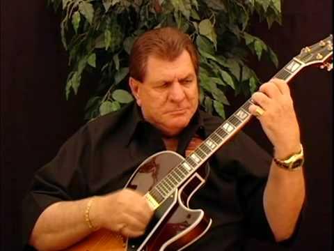 Cherokee Robert Conti Jazz Guitar