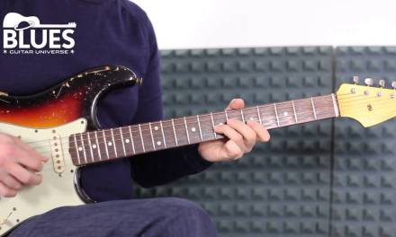 Blues Guitar Lesson – Buddy Guy Style Solo