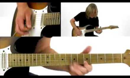 Blues Guitar Lesson – #8 Modal Playing – Andy Timmons