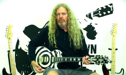 How To Tune To Drop C Electric Guitar Lesson
