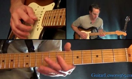 Hey Joe Guitar Lesson – Jimi Hendrix – Chords/Rhythms