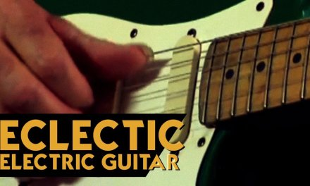 Jimmy Dillon Guitar Lesson – Eclectic Electric Guitar Ideas