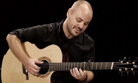 Andy McKee – Rylynn Guitar Lesson #2 [WITH ANDY]