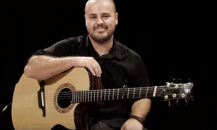 Andy McKee – Rylynn Guitar Lesson #3 [WITH ANDY]