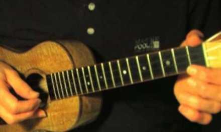 Lesson 5 – Fingerpicking Blues Ukulele – Hesitation Blues