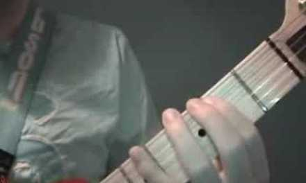 Electric Guitar Lesson – Reading Tabs 02