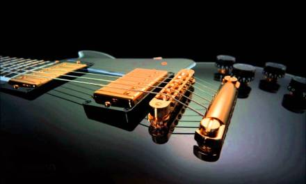 Guitar backing tracks in G#m