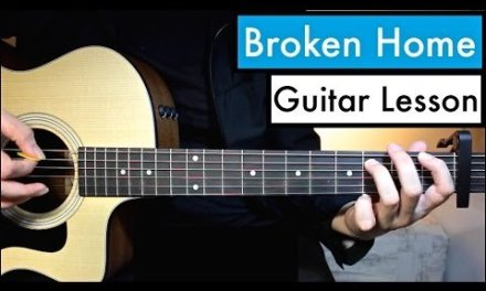 Broken Home – 5 Seconds of Summer | Guitar Tutorial (Lesson) Chords