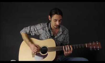 Beginner Guitar Lesson 5 – Major Scale Application Part 2