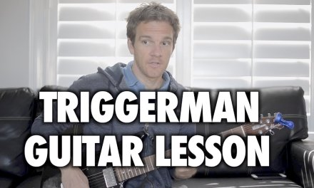 Triggerman Guitar Lesson