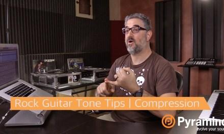 Rock Guitar Tone Tips   Compression   Matt Donner