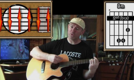 Baby I'm Yours – The Arctic Monkeys – Acoustic Guitar Lesson