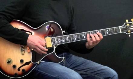 5 Cool Jazz Guitar Licks – Chet Baker Style (Lick #51 – #55)