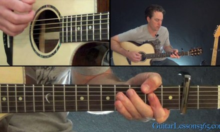 If You Leave Me Now Guitar Chords Lesson – Chicago
