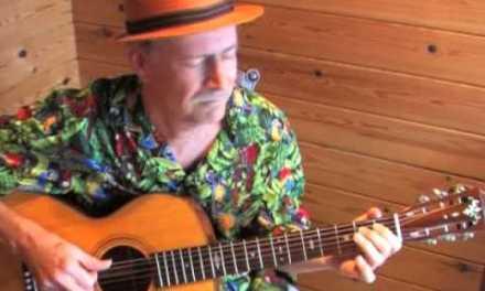 Toe Tappin' Blues – Fingerpicking Blues Instrumental in drop D tuning