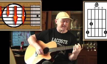 Wild World – Cat Stevens – Acoustic Guitar Lesson