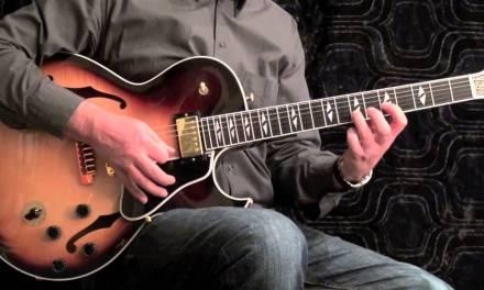 5 Jazz Guitar Licks – John Coltrane Style with Tabs (Lick #36 – #40)