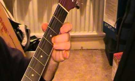 """bacharach for acoustic guitar – how to play """"I say a little prayer for you"""""""
