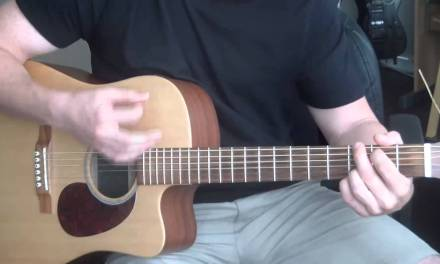 Collective Soul – Run Guitar Lesson (chords, strumming pattern)