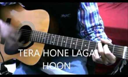 4 chords 9 Best Bollywood songs – Em, D ,C ,G – Guitar cover Chords Lesson Mashup