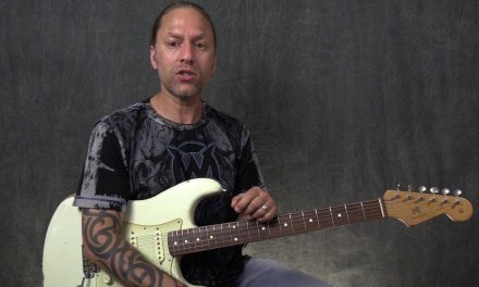 Steve Stine Guitar Lesson – Why Learn More Guitar Chords (Expanding Your Chord Vocabulary)