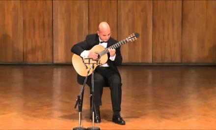 Moonlight sonata (adagio) for classical guitar by Nemanja Bogunovic