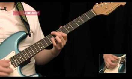 Blues Jazz Funk Soul Progression Guitar Lesson Daniel Seriff part 2
