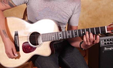 Led Zeppelin Style Acoustic Blues Guitar Lesson – Bron-Y-Aur Stomp Inspired